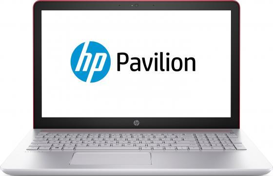 Ноутбук HP Pavilion 15-cc535ur 15.6 1920x1080 Intel Core i7-7500U 2 Tb 128 Gb 8Gb nVidia GeForce GT 940MX 4096 Мб красный Windows 10 Home 2CT33EA ноутбук hp pavilion 15 au141ur core i7 7500u 8gb 1tb dvd rw nvidia geforce gt 940m 4gb 15 6 fhd 1920x1080 windows 10 gold wifi bt cam