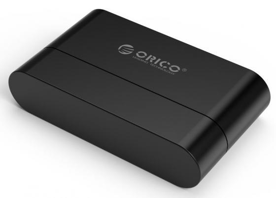 Адаптер USB 3.0 Orico 20UTS 1 х USB 3.0 черный кабели orico кабель microusb orico adc 10