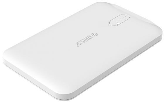 Портативное зарядное устройство Orico LD25 (белый) портативное зарядное устройство canyon cns tpbp5w 5000мач белый