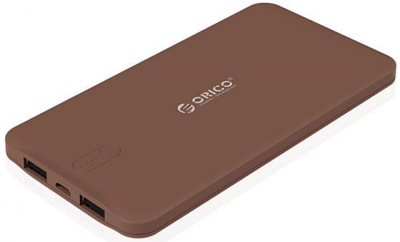 Портативное зарядное устройство Orico LD50 (коричневый)
