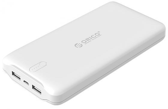 Портативное зарядное устройство Orico LD200 (белый) зарядное устройство orico duk 10p wh white grey