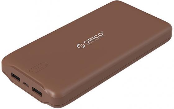 Портативное зарядное устройство Orico LD200 (коричневый)