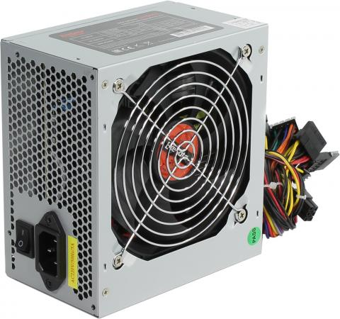 Блок питания ATX 650 Вт Exegate UNS650 ES261571RUS цена и фото