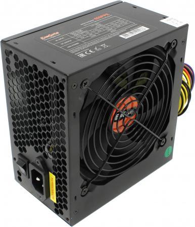 Блок питания ATX 600 Вт Exegate 600PPE EX260643RUS блок питания atx 600 вт exegate atx 600ppx ex221642rus
