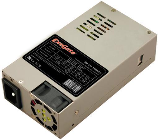 Блок питания 1U 300 Вт Exegate ServerPRO-1U-300DS EX264626RUS