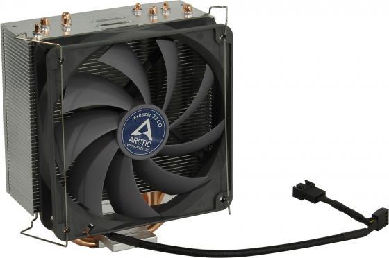 кулер для процессора arctic cooling freezer i11 со socket 1150 1151 1155 1156 2011 2011 3 ucaco fi11101 csa01 Кулер для процессора Arctic Cooling Freezer 33 CO Socket 1150/1151/1155/S1156/2066/2011/2011-3/AM4