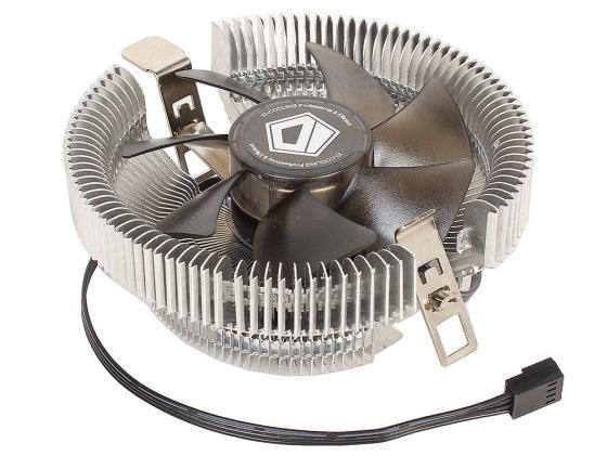 Кулер для процессора ID-Cooling DK-01 Socket 1150/1151/1155/1156/2066/AM2/AM2+/AM3/AM3+/FM1/FM2/FM2+ кулер id cooling dk 03 halo led white intel lga1150 1151 1155 1156