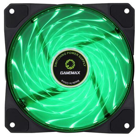 Вентилятор GameMax GMX-12RGB 120x120x25mm 1100rpm