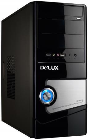 Корпус ATX Delux DLC-MV850 550 Вт чёрный