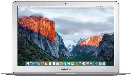 "Ноутбук Apple MacBook Air 13.3"" 1440x900 Intel Core i7-5650U 512 Gb 8Gb Intel HD Graphics 6000 серебристый macOS Z0UV0002H"