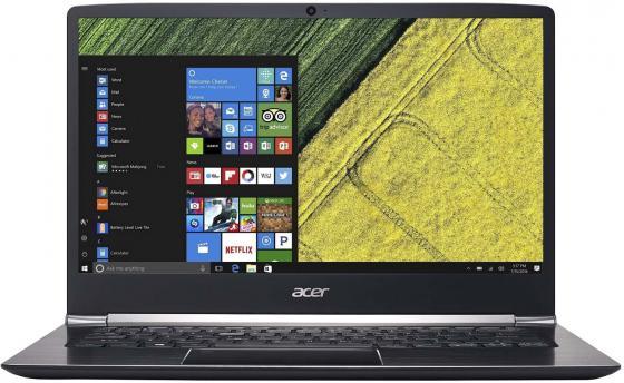 "Ультрабук Acer Swift 5 SF514-51-73HS Core i7 7500U/8Gb/SSD256Gb/Intel HD Graphics 520/14""/IPS/FHD (1920x1080)/Linux/black/WiFi/BT/Cam/3315mAh"