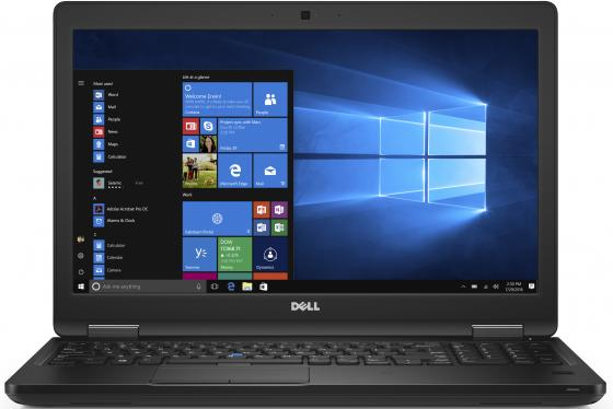 "Ноутбук DELL Precision 3520 15.6"" 1920x1080 Intel Core i7-6820HQ 512 Gb 16Gb nVidia Quadro М620M 2048 Мб черный Windows 7 Professional + Windows 10 Professional"