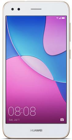 Смартфон Huawei Nova Lite 2017 золотистый 5 16 Гб LTE Wi-Fi GPS 3G смартфон micromax bolt q346 lite 3g 8gb blue