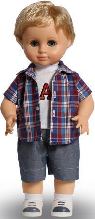 Кукла ВЕСНА Мальчик 5 42 см В3088 рубашки футболки для детей