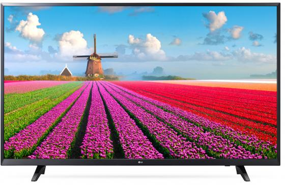 Телевизор 55 LG 55LJ540V черный 1920x1080 Wi-Fi Smart TV USB RJ-45 S/PDIF lg 49lh570v smart