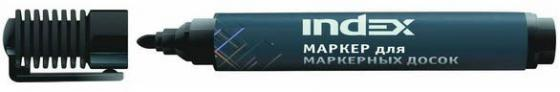 Маркер для доски Index IMW535/BK 4 мм черный