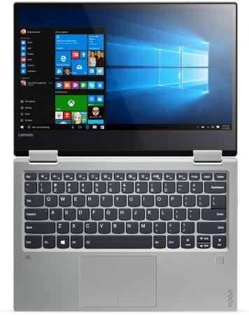 "Ноутбук Lenovo IdeaPad 720-15IKB 15.6"" 1366x768 Intel Core i5-7200U 1 Tb 4Gb Radeon RX 560M 4096 Мб серый DOS"