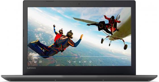 """Ноутбук Lenovo IdeaPad 320-17IKB 17.3"""" 1600x900 Intel Core i3-7100U 500 Gb 8Gb nVidia GeForce GT 920MX 2048 Мб черный Windows 10 Home 80XM000QRK"""