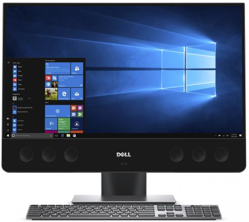 "Моноблок Dell XPS 7760 27"" 4K i7 7700 (3.6)/16Gb/2Tb 5.4k/SSD32Gb/RX 570 8Gb/Windows 10 Home Single Language 64/GbitEth/WiFi/BT/клавиатура/мышь/Cam/черный 3840x2160"