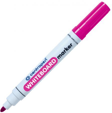 Маркер для доски Centropen 8559/1Р 2.5 мм розовый маркер для доски centropen 8569 1ч 4 6 мм черный