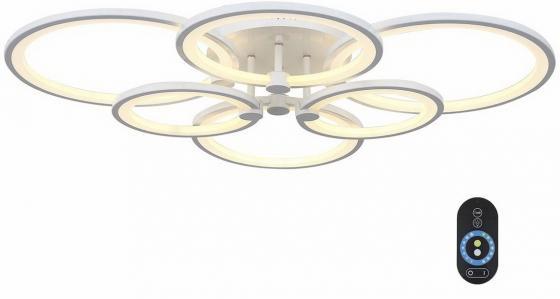 Фото - Потолочная светодиодная люстра с пультом ДУ ST Luce Twiddle Dimmer SL867.502.06 потолочная светодиодная люстра с пультом ду st luce twiddle dimmer sl867 202 08