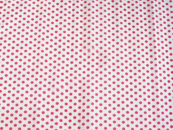 Бумага креповая Koh-i-Noor белая с красными кружками 200х50 см рулон 9755/53 бумага гофрированная koh i noor цвет черный 200 см x 50 см