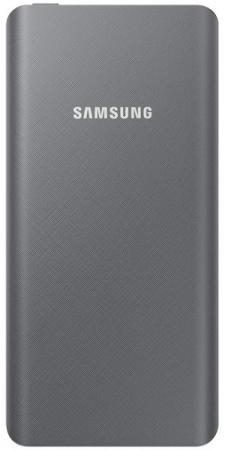 Фото - Портативное зарядное устройство Samsung EB-P3020BSRGRU 5000mAh 1xUSB серый портативное зарядное устройство orico ld200 белый