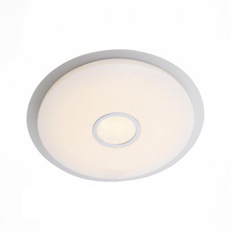 Настенно-потолочный светодиодный светильник с пультом ДУ ST Luce Funzionale SLE350.112.01 настенно потолочный светодиодный светильник с пультом ду st luce funzionale sle350 102 01