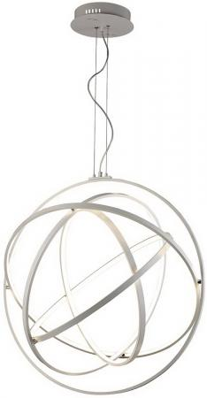 Подвесной светодиодный светильник с пультом ДУ Mantra Orbital 5740 подвесной светодиодный светильник mantra cumbuco 5503 5517