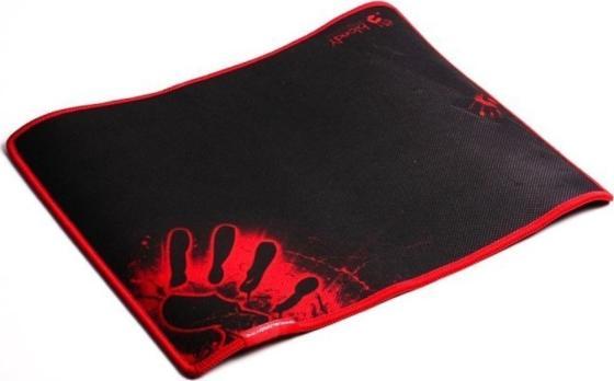 купить Коврик для мыши A4tech Bloody B-080S черный с рисунком недорого