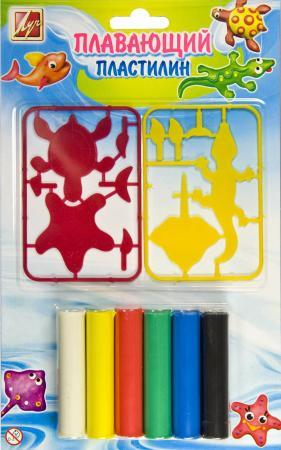 Пластилин ЛУЧ 23С1435-08 6 цветов пластилин луч 12c 784 08 12с784 08 11 цветов