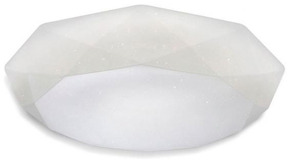 Потолочный светодиодный светильник с пультом ДУ Mantra Diamante 5938 накладной светильник mantra diamante 3694