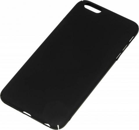 Чехол (клип-кейс) Red Line УТ000010067 для iPhone 6 Plus iPhone 6S Plus чёрный чехол клип кейс perfeo pf 5265 для iphone 6 6s plus красный