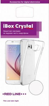 Чехол RedLine iBox Crystal для Huawei Honor 5A/Y6II прозрачный УТ000009479 ibox для huawei honor 6x