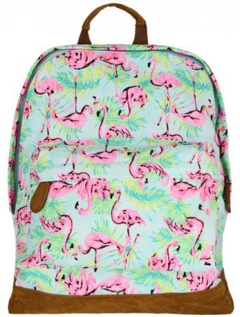 Рюкзак Action! Фламинго AB2010/2 разноцветный принт action