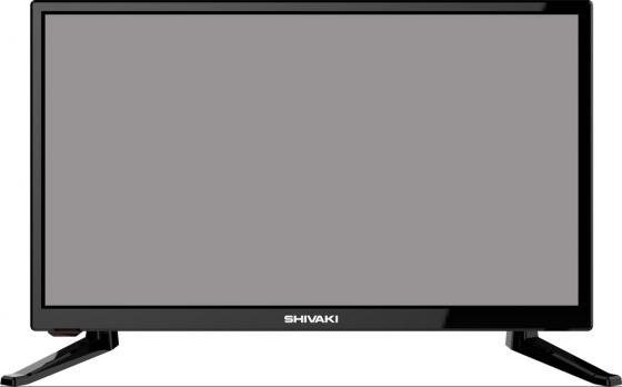 Телевизор LED 20 SHIVAKI STV-20LED14 черный 1366x768 RCA VGA HDMI SCART USB S/PDIF телевизор shivaki stv 32led16