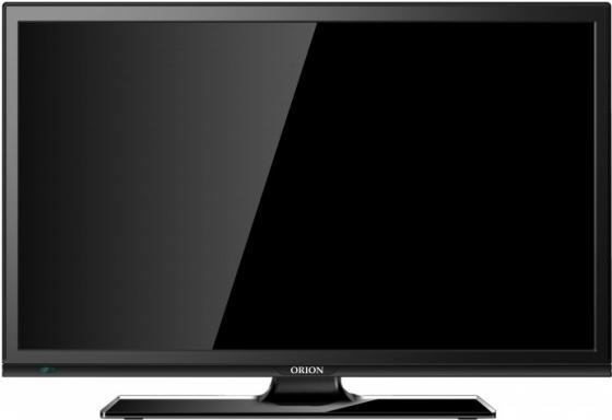 Телевизор LED 22 Orion OLT-22512 черный 1920x1080 50 Гц VGA SCART USB телевизор led 32 lg 32lx341c черный 1920x1080 50 гц scart vga s pdif usb