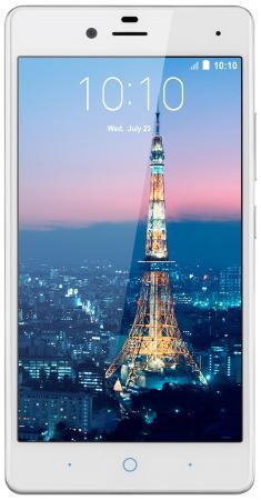 """все цены на Смартфон ZTE Blade A476 белый 5"""" 8 Гб LTE Wi-Fi GPS 3G онлайн"""