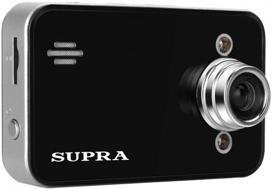 Видеорегистратор SUPRA SCR-12 2.7 1920x1080 140° G-сенсор USB microSD microSDHC леска монофильная sufix super 21 150m clear длина 150 м диам 0 14 мм тест 1 8 кг