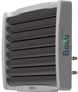 Тепловентилятор BALLU BHP-W2-90, водяной 102000 Вт серый ballu bhp р 6