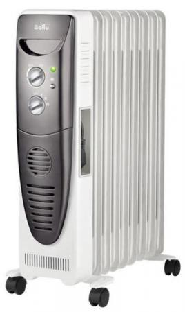 Масляный радиатор BALLU BOH/TB- 09FH 2000 Вт белый масляный радиатор ballu comfort 1000 вт белый boh cm 05wdn