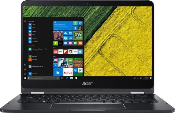 Ноутбук Acer Aspire Spin SP714-51-M0RP 14 1920x1080 Intel Core i7-7Y75 512 Gb 8Gb Intel HD Graphics 615 черный Windows 10 Home NX.GMWER.002 vg 86m06 006 gpu for acer aspire 6530g notebook pc graphics card ati hd3650 video card