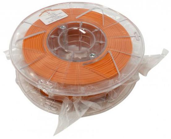 Пластик для принтера 3D Cactus ABS d1.75мм 0.75кг CS-3D-ABS-750-ORANGE пластик для принтера 3d xyz abs синий 1 75 мм 600гр rf10xxeuzyc