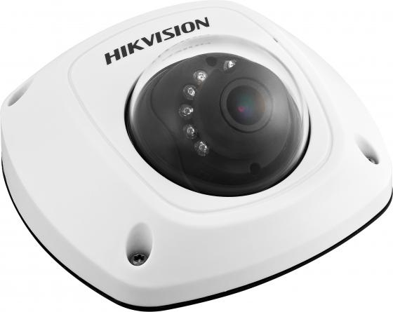 Видеокамера Hikvision DS-2CD2542FWD-IWS CMOS 1/3 2.8 мм 2688 x 1520 H.264 MJPEG H.264+ RJ-45 LAN Wi-Fi PoE белый gt100 allwinner a10 140 degree 2mp cmos car dvr recorder full hd 1080p h 264 3 0 inch lcd black