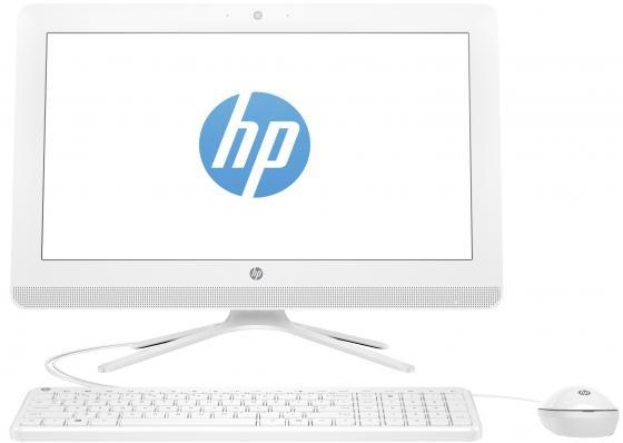 Моноблок 21.5 HP 22-b043ur 1920 x 1080 Intel Core i3-6100U 8Gb 1Tb Intel HD Graphics 520 Windows 10 Home белый 1EF18EA hp fdu32gbhpv285w ef