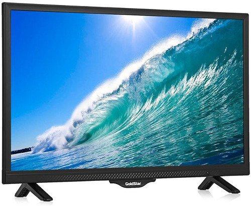 24'', LED, HD ready, DVB-T2/C/S2, Телетекст, SCART, VGA