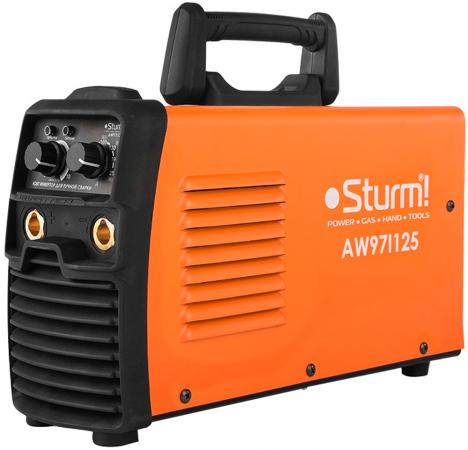 Аппарат сварочный Sturm AW97I125 инверторный сварочный аппарат baumaster aw 97i19x