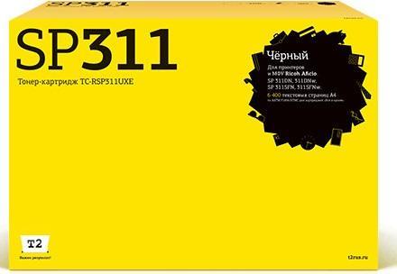Картридж T2 LR-SP311UXE для Ricoh Aficio SP 311/325 6400стр Черный