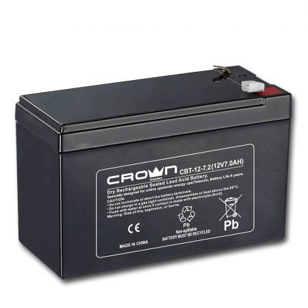 Батарея Crown CBT-12-7.2 7.2Ач 12B