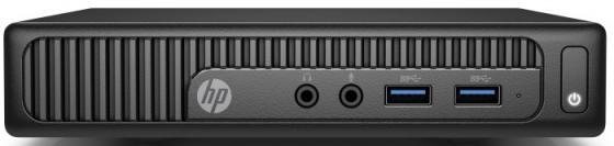 Моноблок HP 260 G2.5 DM Intel Core i5-6200U 4Gb SSD 256 Intel HD Graphics 520 Windows 10 Professional черный 2TP14EA